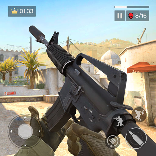 Critical Strike CS : Sniper Shooting Mod apk download – Mod Apk 1.0.12 [Unlimited money] free for Android.
