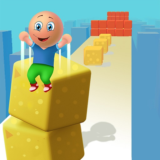 Cube Stack 3d: Fun Passing over Blocks and Surfing Mod apk download – Mod Apk 1.0.7 [Unlimited money] free for Android.