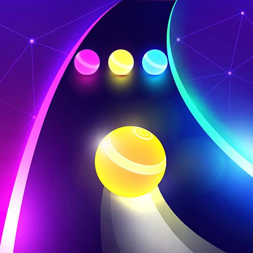 Mod apk download – Mod Apk Dancing Road Color Ball Run  1.8.3 [Unlimited money] free for Android