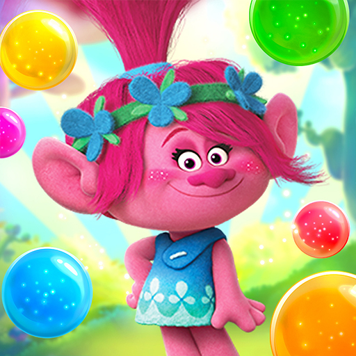 DreamWorks Trolls Pop: Bubble Shooter & Collection Pro apk download – Premium app free for Android