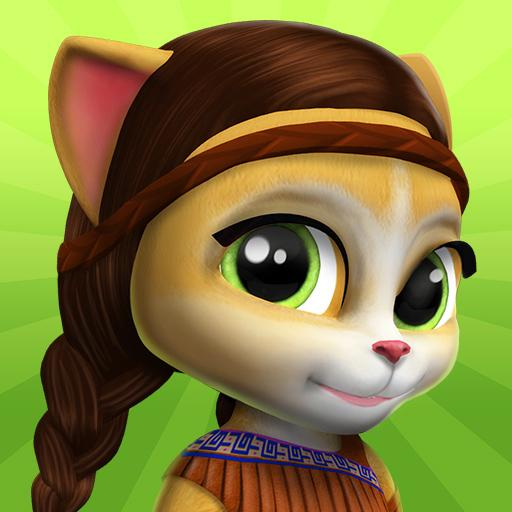 Emma the Cat – My Talking Virtual Pet Pro apk download – Premium app free for Android