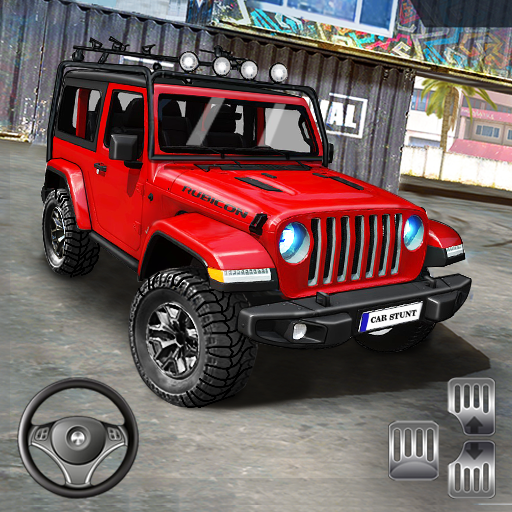 Extreme Jeep Stunts -Mega Ramp-Free Car Games 2021 Mod apk download – Mod Apk 3.2 [Unlimited money] free for Android.