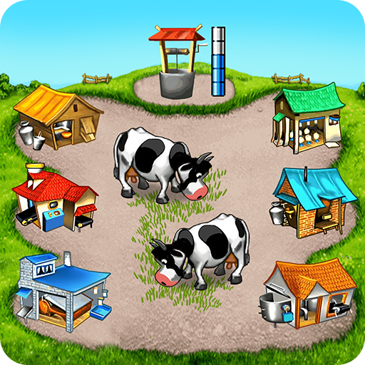 Farm Frenzy Free: Time management games offline 🌻 Mod apk download – Mod Apk 1.3.8 [Unlimited money] free for Android.