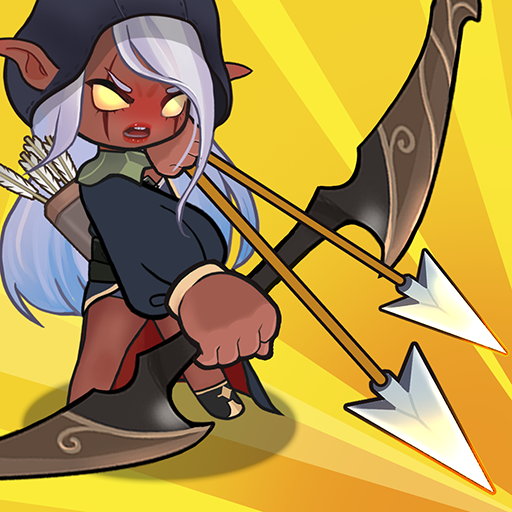 Grow Archer Chaser – Idle RPG Mod apk download – Mod Apk Varies with device [Unlimited money] free for Android.
