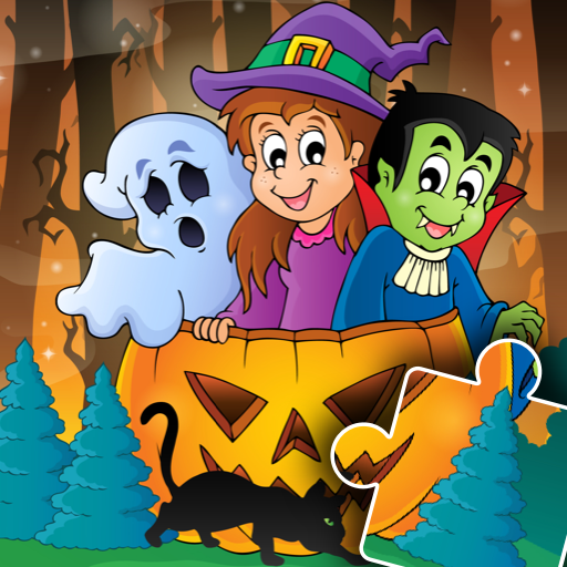 Halloween Puzzle for kids & toddlers 🎃 Mod apk download – Mod Apk 2021.39 [Unlimited money] free for Android.