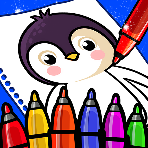 Happy Coloring Book Learn Paint : Coloring Games Pro apk download – Premium app free for Android