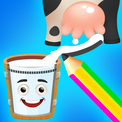 Happy Cow – Draw Line Puzzle Mod apk download – Mod Apk 1.9.4 [Unlimited money] free for Android.