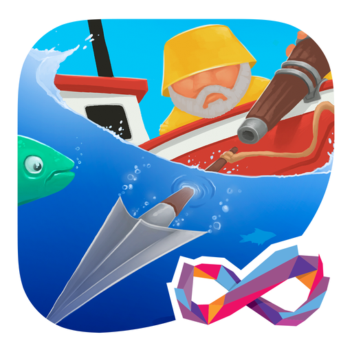 Harpoon FRVR – Spear Fishing Gone Wild Pro apk download – Premium app free for Android