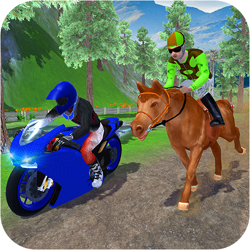 Horse Vs Bike: Ultimate Race Mod apk download – Mod Apk 2.9 [Unlimited money] free for Android.