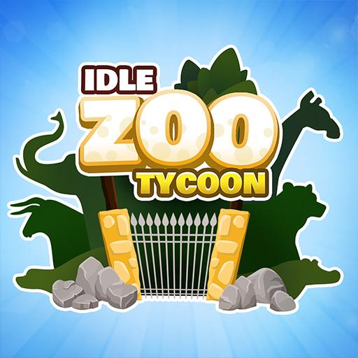 Idle Zoo Tycoon 3D – Animal Park Game Pro apk download – Premium app free for Android