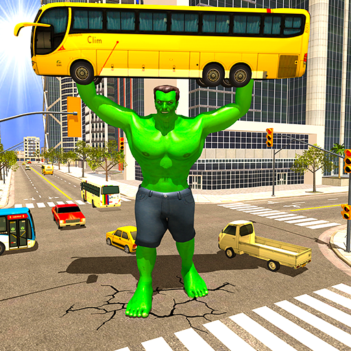 Incredible Monster City Battle – Superhero Games Mod apk download – Mod Apk 1.0 [Unlimited money] free for Android.