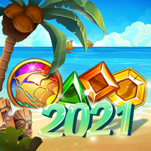 Island of Jewels: Aloha ! Match3 puzzle Pro apk download – Premium app free for Android