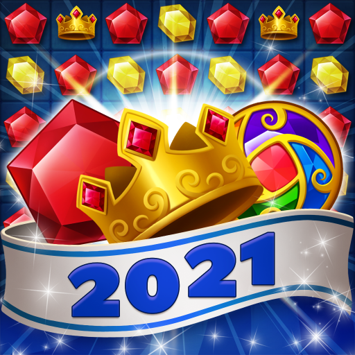 Jewels Fantasy Crush : Match 3 Puzzle Mod apk download – Mod Apk 1.2.8 [Unlimited money] free for Android.