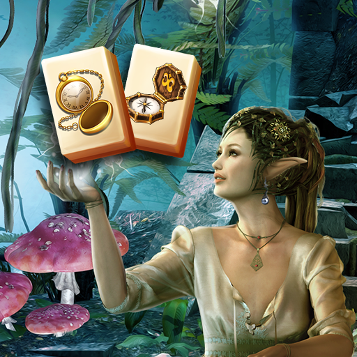 Mahjong Magic Worlds: Journey of the Wood Elves Pro apk download – Premium app free for Android
