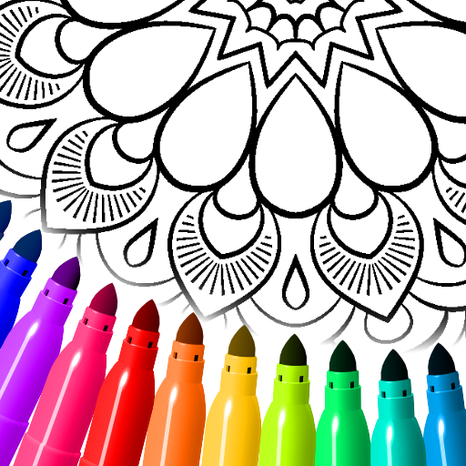 Mod apk download – Mod Apk Mandala Coloring Pages  16.4.4 [Unlimited money] free for Android