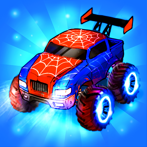 Merge Truck: Monster Truck Evolution Merger game Pro apk download – Premium app free for Android