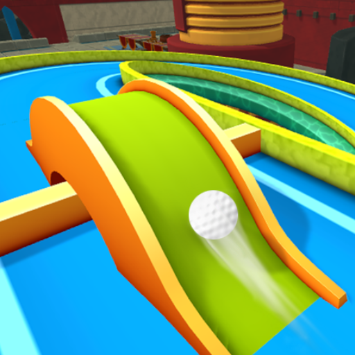 Mini Golf 3D City Stars Arcade – Multiplayer Rival Pro apk download – Premium app free for Android