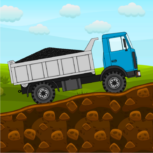 Mini Trucker – 2D offroad truck simulator Mod apk download – Mod Apk 1.5.7 [Unlimited money] free for Android.
