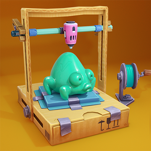 My 3D Printer – Start idle business in garage Pro apk download – Premium app free for Android