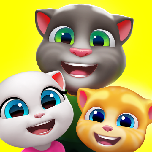 My Talking Tom Friends Mod apk download – Mod Apk 1.6.0.32 [Unlimited money] free for Android.