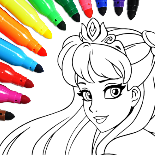 Painting and drawing game Pro apk download – Premium app free for Android