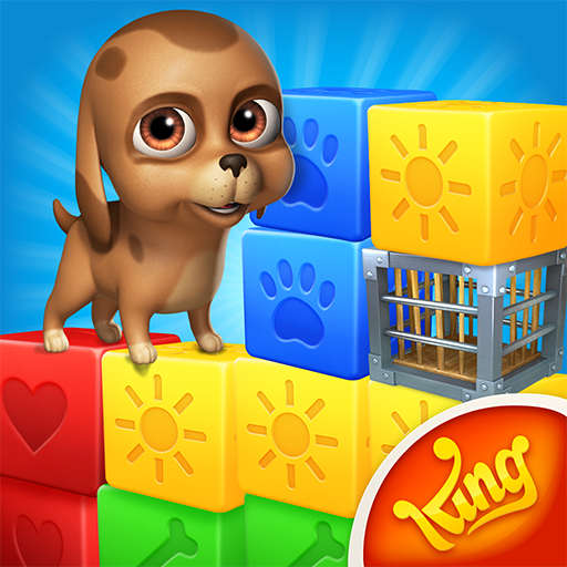 Pet Rescue Saga Mod apk download – Mod Apk  [Unlimited money] free for Android.