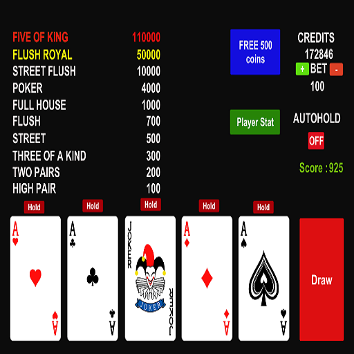 Poker Jolly Card Mod apk download – Mod Apk 1.7 [Unlimited money] free for Android.