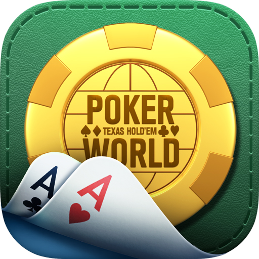 Poker World: Texas hold'em Mod apk download – Mod Apk 3.020 [Unlimited money] free for Android.