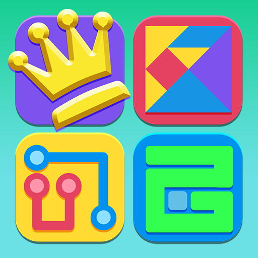 Puzzle King – Puzzle Games Collection Mod apk download – Mod Apk 2.1.7 [Unlimited money] free for Android.