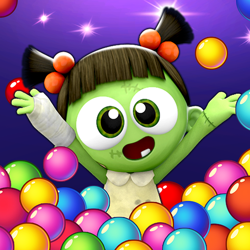SPOOKIZ PANG: Bubble Shooting Pro apk download – Premium app free for Android