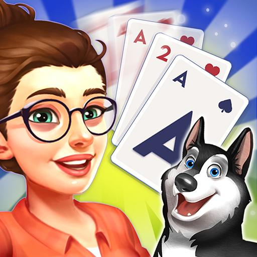 Solitaire Pet Haven – Relaxing Tripeaks Game Pro apk download – Premium app free for Android