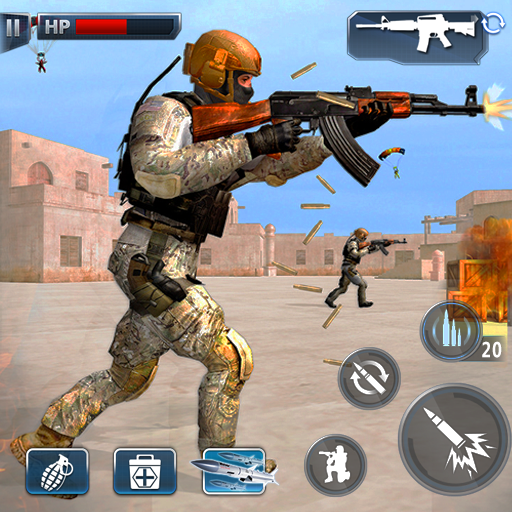 Special Ops 2020: Multiplayer Shooting Games 3D Mod apk download – Mod Apk 1.1.3 [Unlimited money] free for Android.