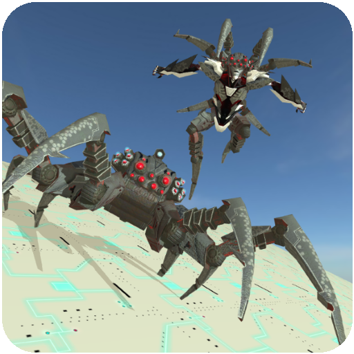 Spider Robot Mod apk download – Mod Apk 1.6 [Unlimited money] free for Android.