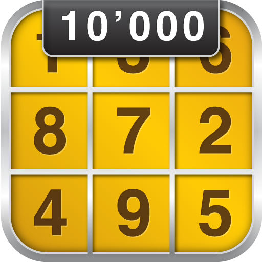 Sudoku 10'000 Free Mod apk download – Mod Apk 8.2.1 [Unlimited money] free for Android.