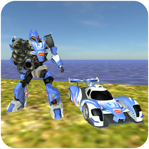 Supercar Robot Pro apk download – Premium app free for Android