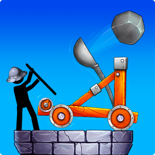 Mod apk download – Mod Apk The Catapult 2 Grow Castle・Tower Defense・Stickman 5.0.8 [Unlimited money] free for Android