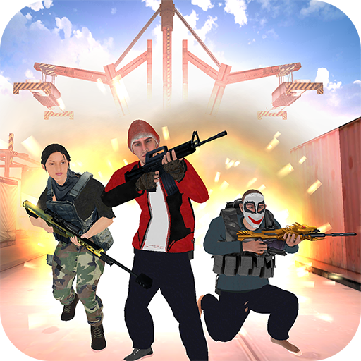 ThriveX Survival – Battlegrounds Royale Mod apk download – Mod Apk 54.1 [Unlimited money] free for Android.