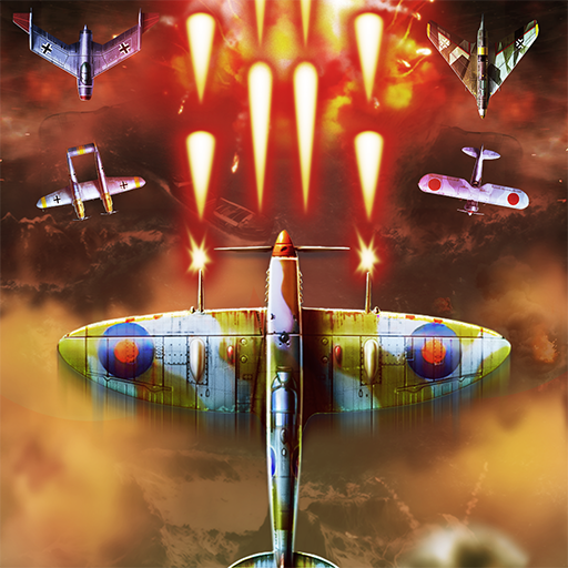 Top Fighter: WWII airplane Shooter Mod apk download – Mod Apk 4 [Unlimited money] free for Android.