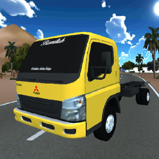 Truck Oleng Canter Simulator (Indonesia) Mod apk download – Mod Apk 1.1 [Unlimited money] free for Android.