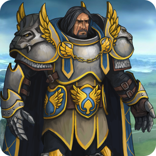 Turn-Based RPG & Strategy games 'Lords of Discord' Mod apk download – Mod Apk 1.0.61 [Unlimited money] free for Android.