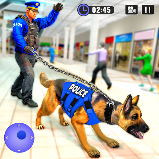 US Police Dog Shopping Mall Crime Chase 2021 Mod apk download – Mod Apk 2.1 [Unlimited money] free for Android.