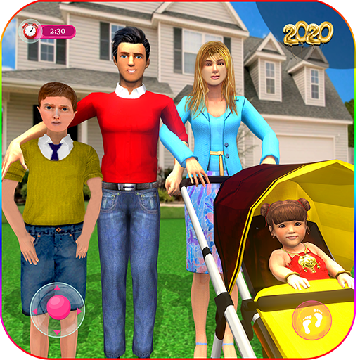 Virtual Family – Happy Life Dad Mom Simulator 2020 Mod apk download – Mod Apk 1.1 [Unlimited money] free for Android.