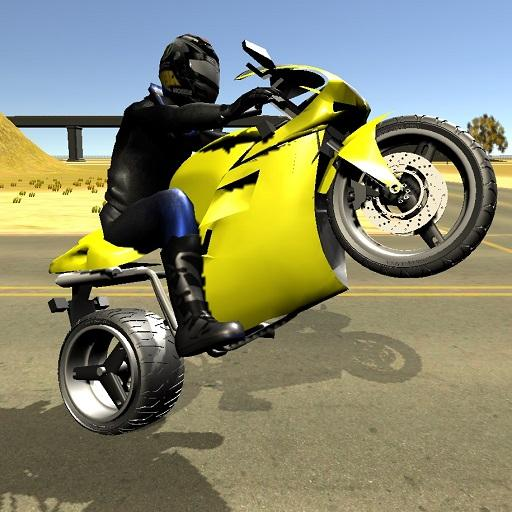 Wheelie King 3D – Realistic free  motorbike racing Mod apk download – Mod Apk 1.0 [Unlimited money] free for Android.