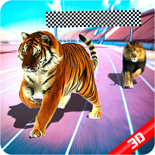 Wild Animals Racing 3D Mod apk download – Mod Apk 3.9 [Unlimited money] free for Android.