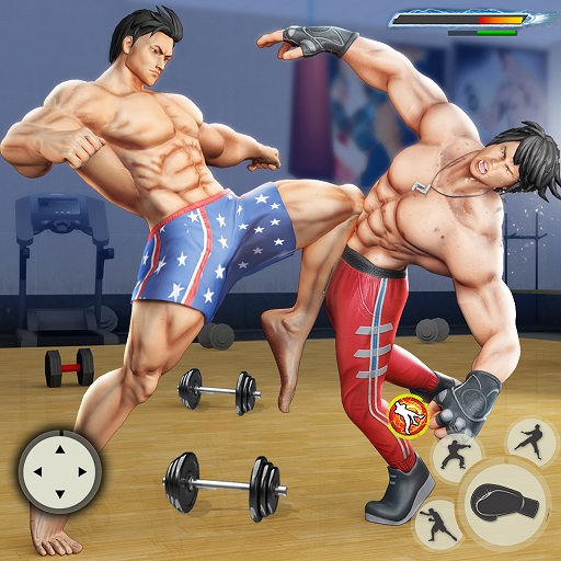Mod apk download – Mod Apk GYM Fighting Games: Bodybuilder Trainer Fight PRO  1.6.2 [Unlimited money] free for Android
