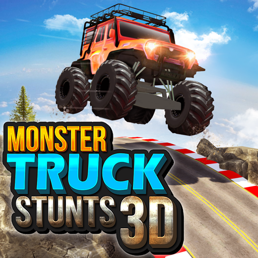 Monster Truck Game: Impossible Car Stunts 3D Mod apk download – Mod Apk 1.0.2 [Unlimited money] free for Android.