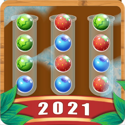 Ball Sort Puzzle: Fruit Color Mod apk download – Mod Apk  [Unlimited money] free for Android.